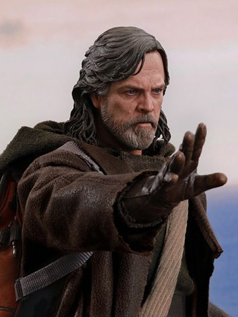 Star Wars: The Last Jedi MMS458 Luke Skywalker (Deluxe) 1/6th Scale Collectible Figure