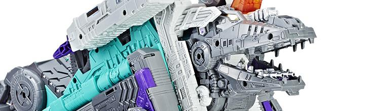 Transformers Titans Return Titan Trypticon