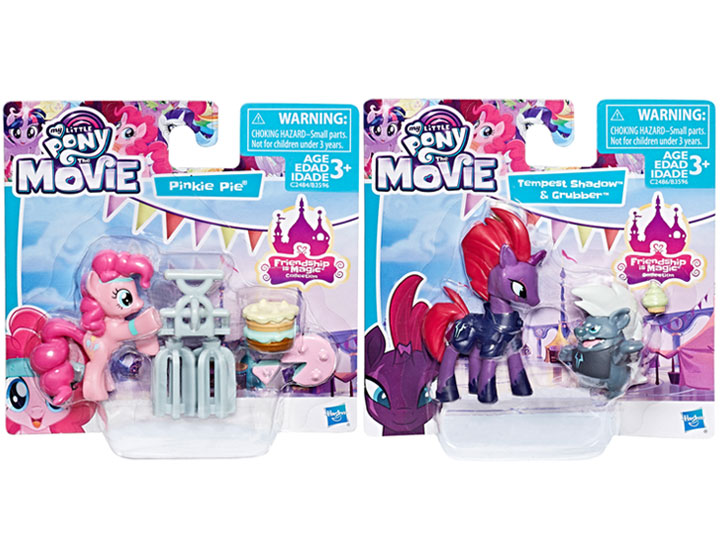 My Little Pony The Movie Friendship Is Magic Collection