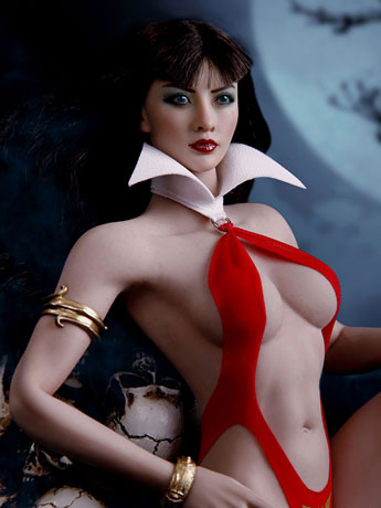 Vampirella 1/6 Scale Figure (Asian Version)