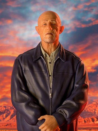 Breaking Bad Mike Ehrmantraut 1/4 Scale Statue