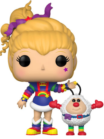 Pop! Animation: Rainbow Brite - Rainbow Brite and Twink