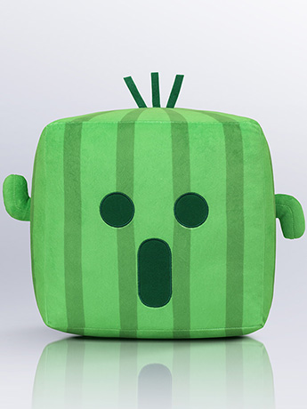 Final Fantasy Cactuar Square Cushion