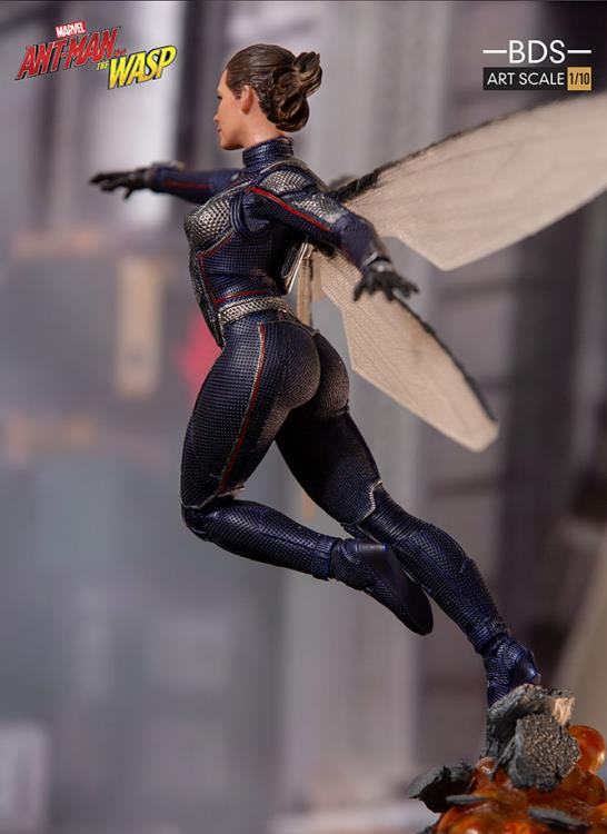 Ant-Man and the Wasp Battle Diorama Series Wasp 1/10 Art Scale Limited Edition Statue