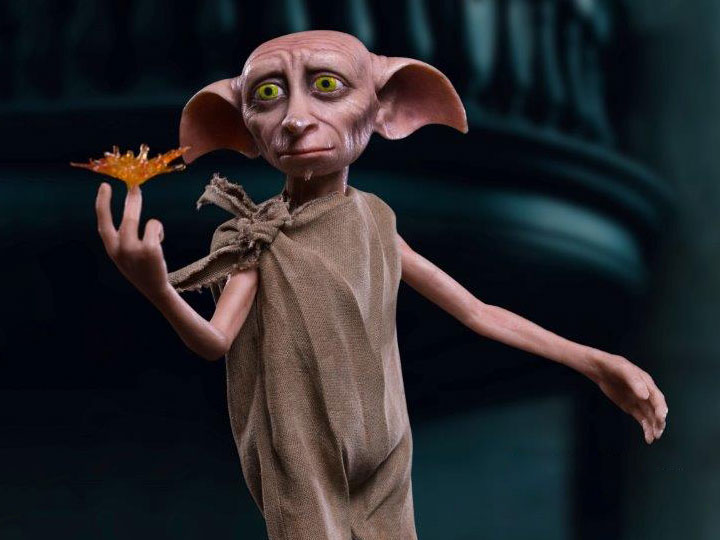 Harry Potter and the Chamber of Secrets Dobby the House Elf 1/6 Scale Figure  sc 1 st  BigBadToyStore & Harry Potter and the Chamber of Secrets Dobby the House Elf 1/6 ...