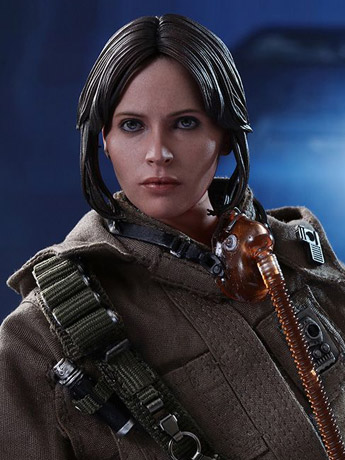 Rogue One: A Star Wars Story MMS405 Jyn Erso (Deluxe Ver.) 1/6th Scale Collectible Figure
