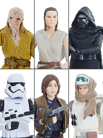 Star Wars: The Vintage Collection Wave 16 Set of 6