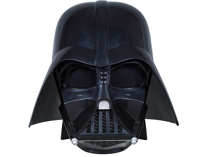 Star Wars The Black Series Darth Vader 11 Scale Wearable Helmet Electronic