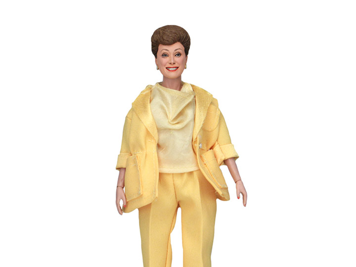 The Golden Girls Blanche Action Figure