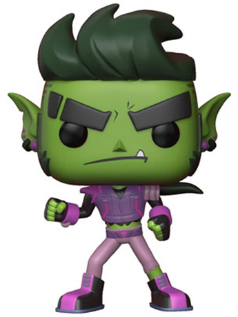 Pop! TV: Teen Titans Go! (The Night Begins to Shine) - Beast Boy