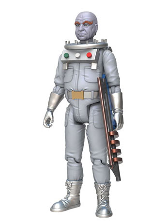 "DC Heroes Batman Classic TV Series Mr. Freeze 3.75"" Action Figure"