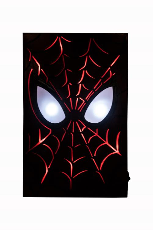 Marvel Spider Man Globox Superhero Wall Light