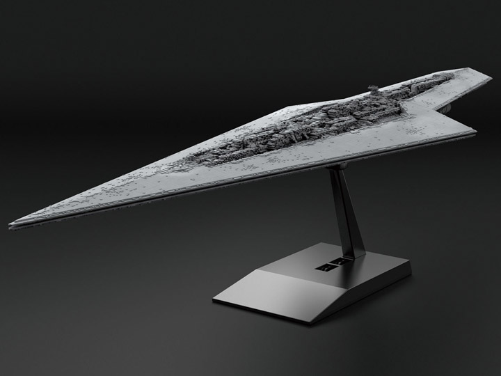 Star Wars Super Star Destroyer 1/100,000 Scale Model Kit