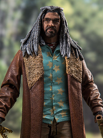 The Walking Dead (TV Series) Ezekiel Action Figure