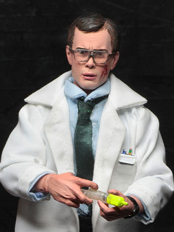 Re-Animator Herbert West Figure