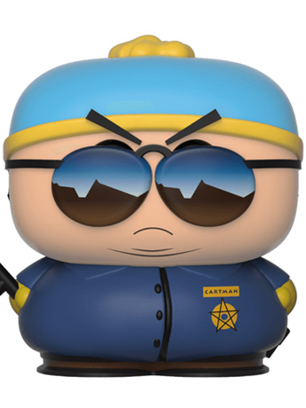 Pop! TV: South Park - Cartman (Cop)