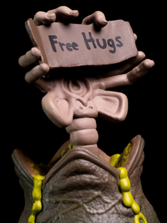 Alien Q-Fig Facehugger