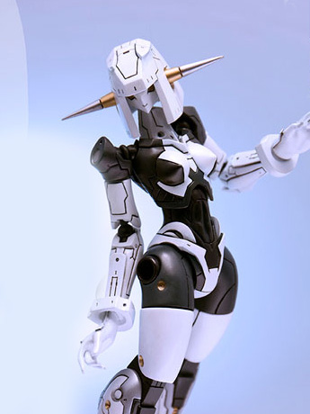 MoMo Basic Style Cyuchergoh (Orca Color) 1/6 Scale Figure