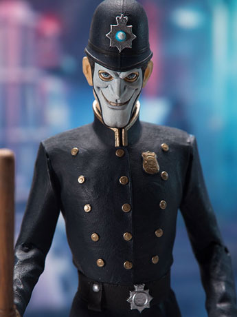 We Happy Few Bobby Action Figure
