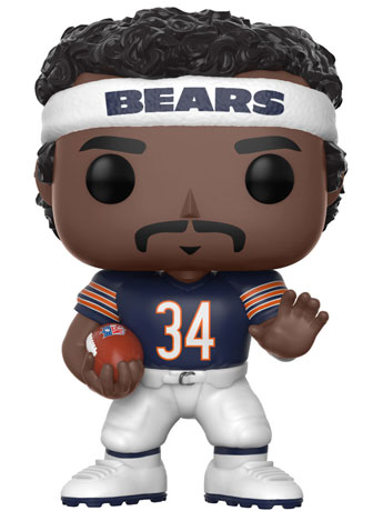 Pop! NFL Legends: Bears - Walter Payton (Home)