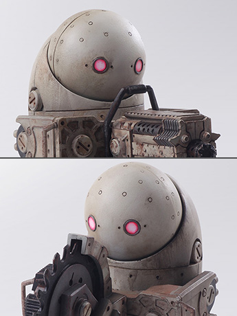 Nier: Automata Bring Arts Machine Lifeform Set