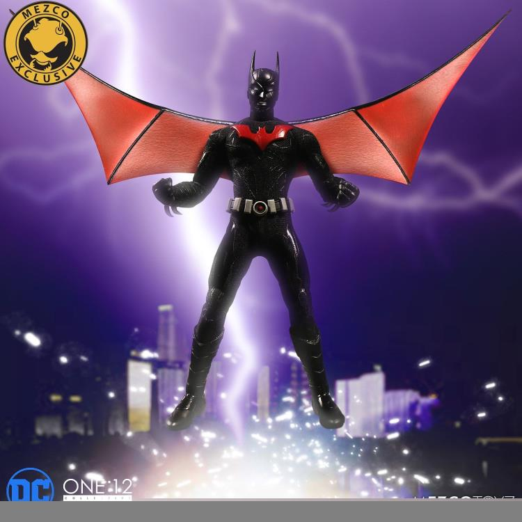 DC One:12 Collective Batman Beyond Exclusive