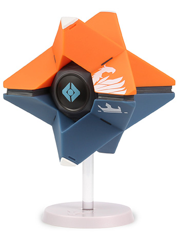 Destiny 2 Ghost Kill Tracker Shell Vinyl Figure