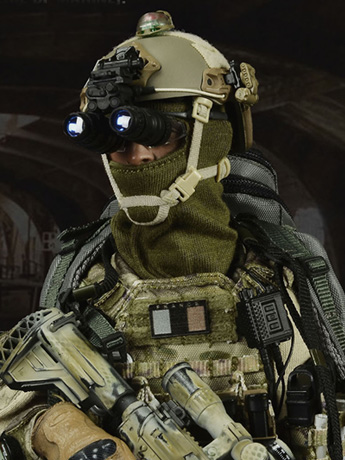 Commandement des Operations Speciales (Sniper Ver.) 1/6 Scale Exclusive Figure