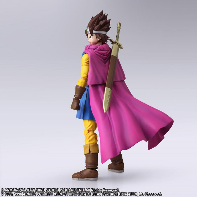 Dragon Quest III: The Seeds of Salvation Bring Arts Hero