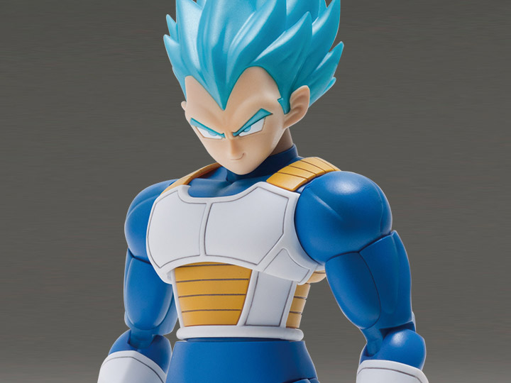 Dragon Ball Super Figure-rise Standard SSGSS Vegeta