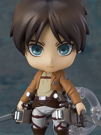 Attack on Titan Nendoroid No.375 Eren Yeager