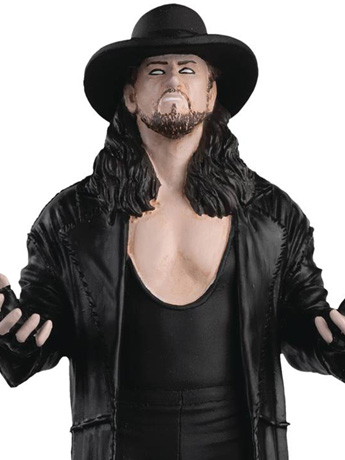 WWE Figurine Championship Collection #2 Undertaker