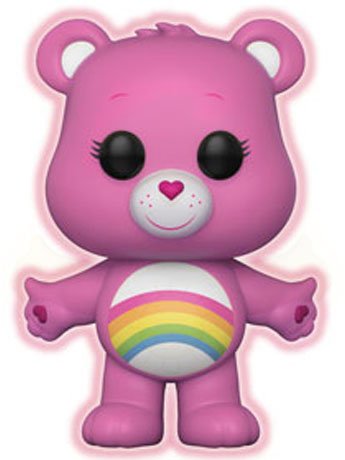 Pop! Animation: Care Bears - Cheer Bear (Chase)