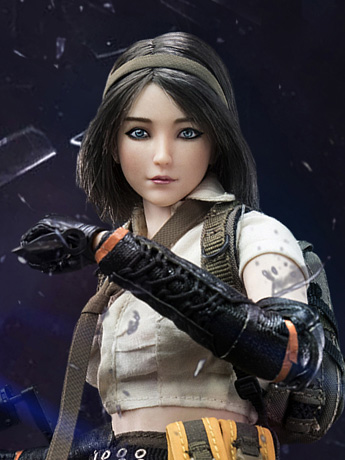 CrossFire Double Agent Zero 1/6 Scale Figure
