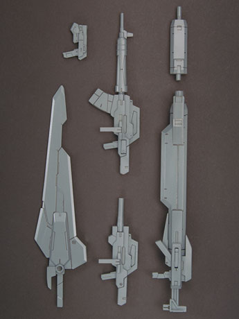 Gundam HGBC 1/144 24th Century Weapons Kit