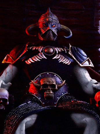 Hell on Earth Death Dealer 1/6 Scale Super Deluxe Figure Set