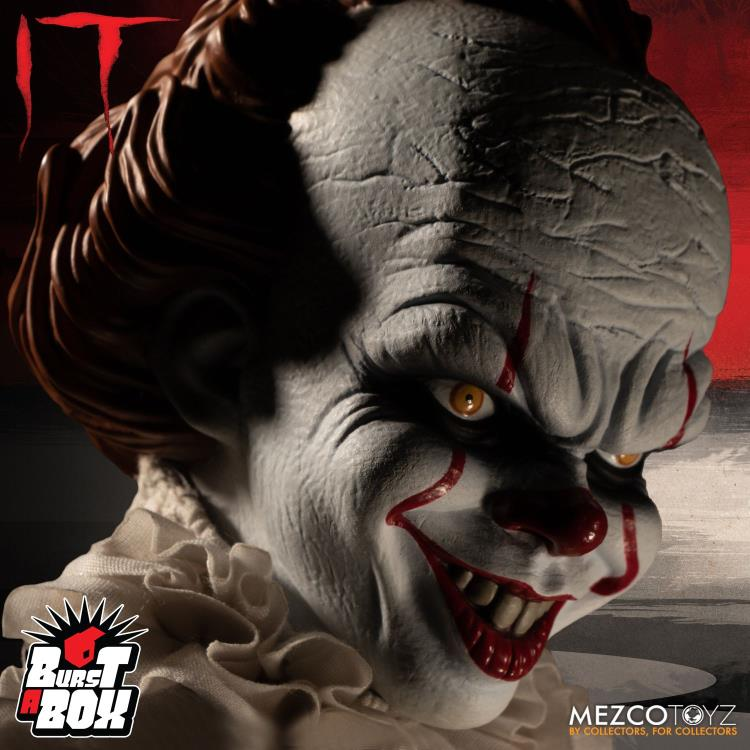 It (2017) Burst-A-Box Pennywise