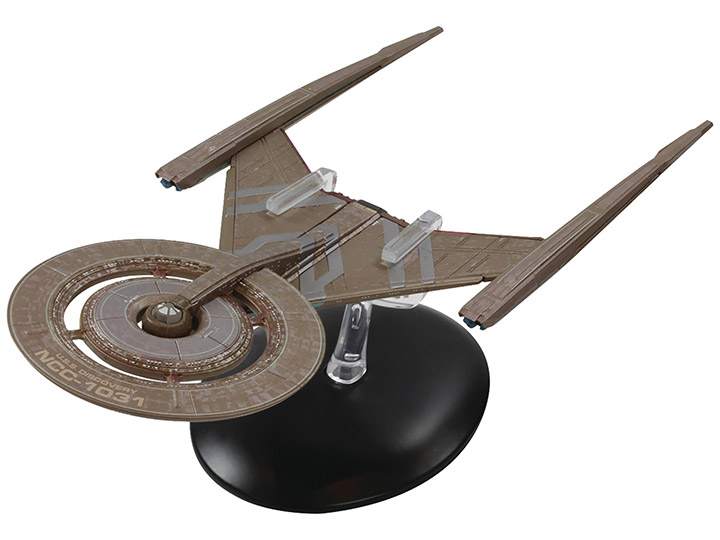 Star Trek Discovery Collection 2 USS NCC 1031