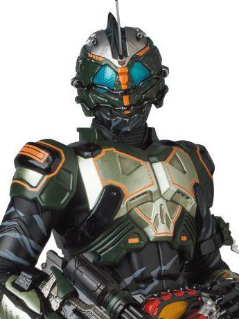 Kamen Rider Real Action Heroes Kamen Rider Amazon Neo Alpha Exclusive