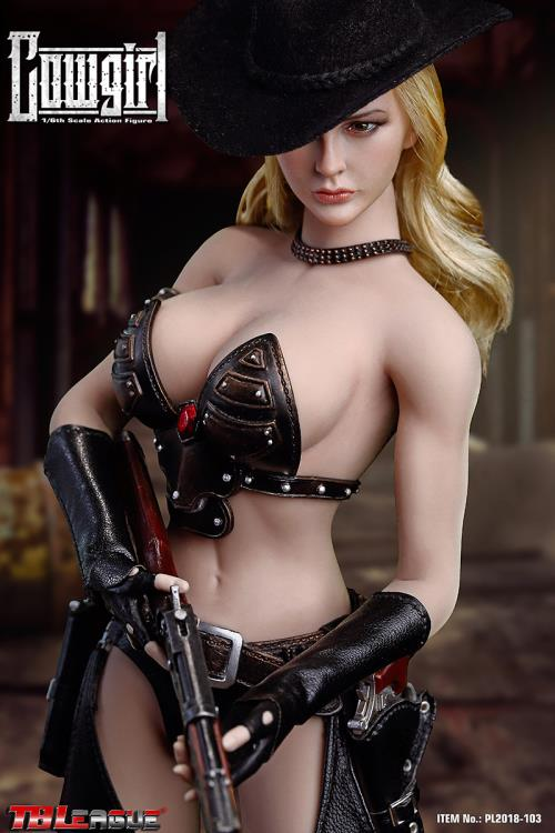 Cowgirl 1/6 Scale Figure
