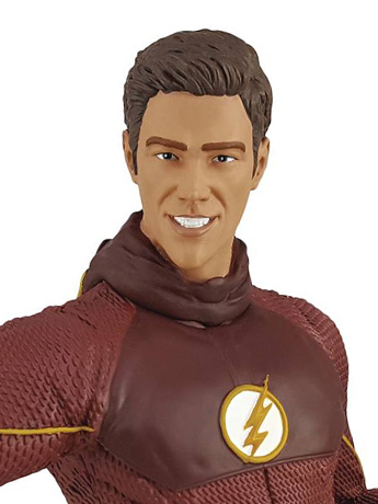 The Flash (Training With Oliver) Bust PX Previews Exclusive