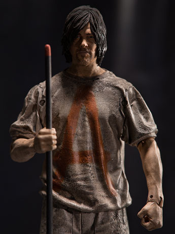 The Walking Dead (TV Series) Daryl (Savior Prisoner) Action Figure