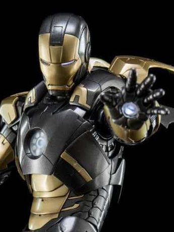 Iron Man 3 DFS043 Iron Man Mark XX Python 1/9 Scale Figure