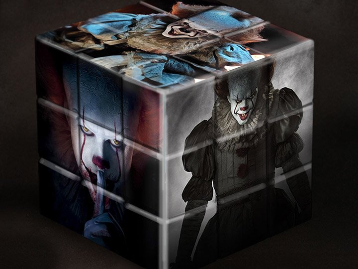 It (2017) Puzzle Blox Pennywise
