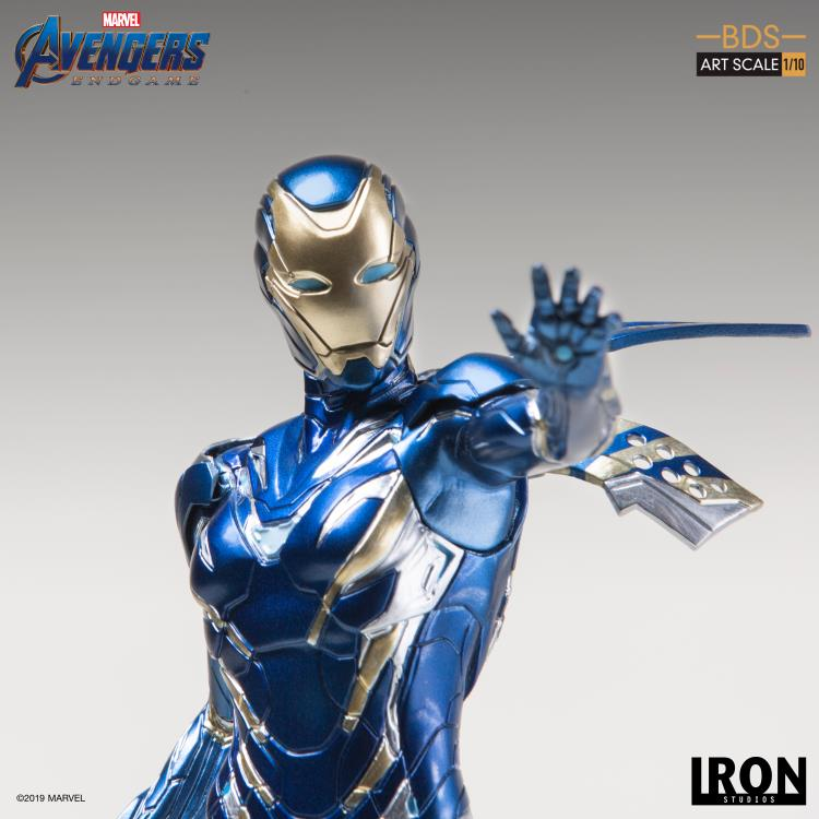 Avengers: Endgame Battle Diorama Series Rescue 1/10 Art Scale Limited Edition Statue