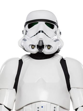 Featured pre orders list star wars classic trilogy imperial stormtrooper do it yourself kit with helmet solutioingenieria Gallery