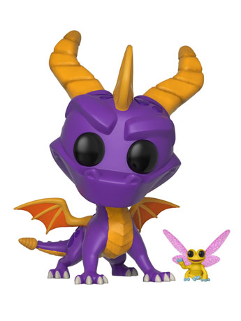 Pop! Games: Spyro the Dragon - Spyro & Sparx
