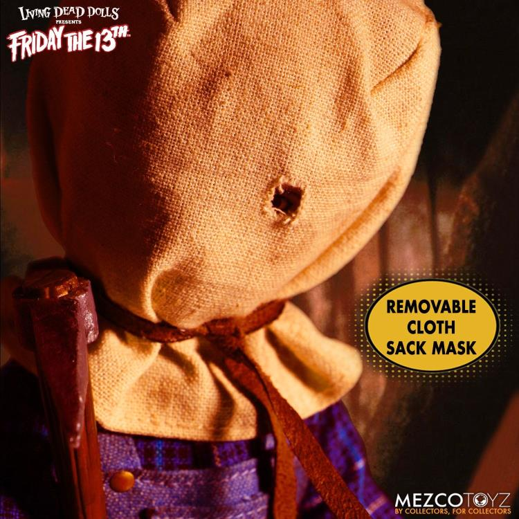Living Dead Dolls Presents: Friday The 13th Part II Jason Voorhees (Deluxe Edition)