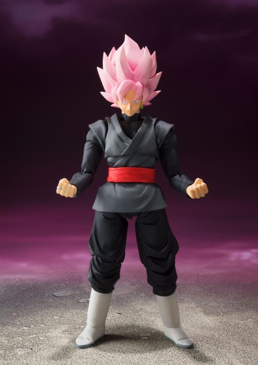dragon ball super shfiguarts goku black