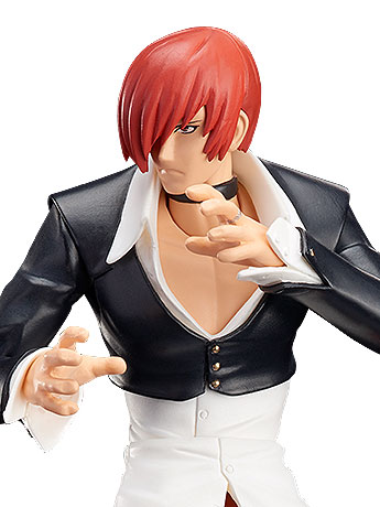 King of Fighters figma SP-095 Iori Yagami